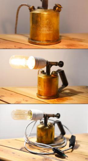 Lampe chalumeau