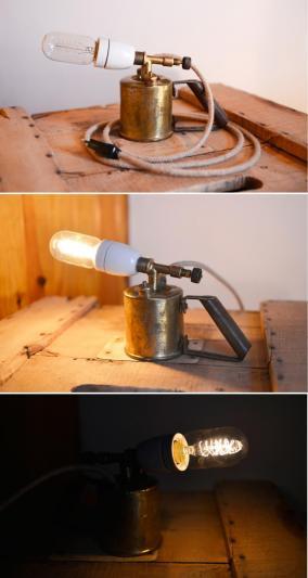 Chalumeau lampe