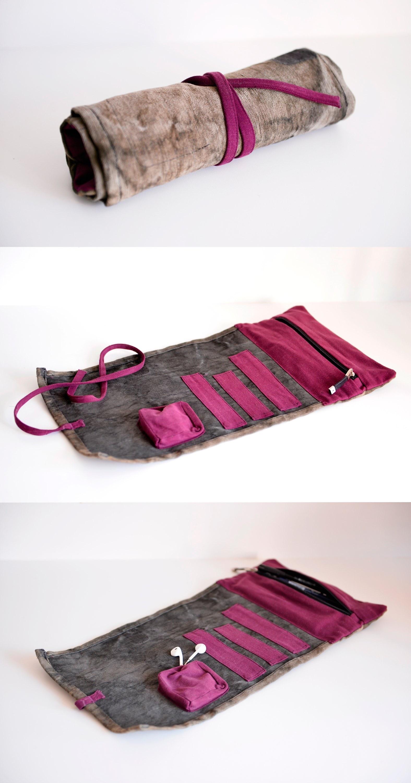 Wrap pencil case